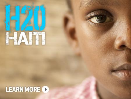 H20 Haiti Appeal
